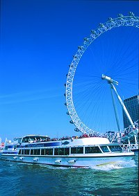 London Eye River Cruise Tickets Including Dinner Packages