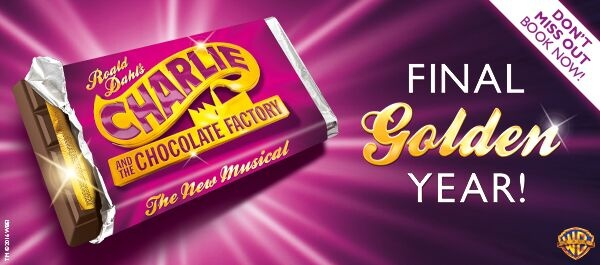 Cheap Tickets For Charlie Chocolate Factory